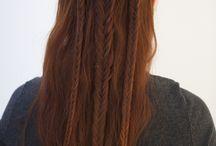 tressage et coiffure
