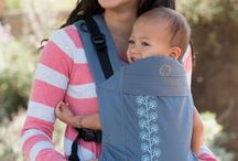 All the slings! / Babywearing  / by Becca Masters