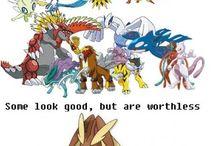 All things Pokemon