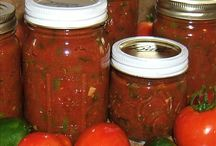 Zesty Salsa  / by Jan Anderson