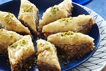 Greek and Middlle Eastern Sweets