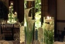 Cylinder centre pieces