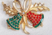 Brooch ~ CHRISTMAS ~ Jewelry ~*~