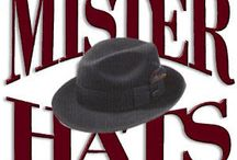 Mister Hats / We're located in Memphis & Nashville, Tennessee. Our claim to fame is that we are the largest hat store in the Mid-South, carrying approximately ten-thousand or more hats and growing.  We carry top national and international brands of hats, such as Borsalino from Italy, Wigens from Sweden, Kangol from England, straws from Ecuador and Mexico, and even Biltmore, Dobbs and Stetson made here in the United States.  113 S. Highland St. Memphis (901)452-2099  921 Gallitin Ave. Nashville (615)942-7997
