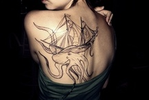 tattoos / by Holli Carr