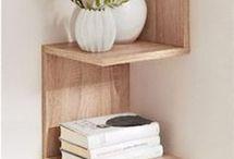 Kitchen shelves n shiz