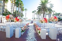 Indian Wedding at the Waterfront Beach Resort, a Hilton Hotel / South Asian weddings at the Waterfront Beach Resort, in Huntington Beach, California.