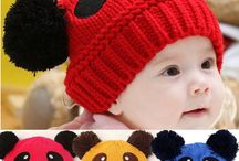 bebek şapka atkı modelleri