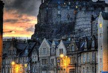 Edimburgo / Visitar Edimburgo.