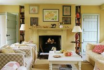 Interiors / by christine cooper