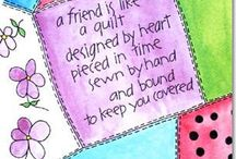 Quilting - Sayings
