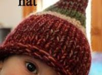 Scrap-py gnome hat pattern