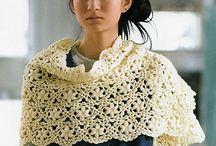 Shawls and scarves / by Johanna Salt
