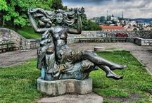 Statues of Bratislava