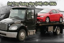 Troy Towing Service / Responsive and Dependable Troy towing service to help auto drivers in their moment of need.
