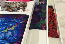 Scarves / Silks, cashmere, modal blends. All sizes too!
