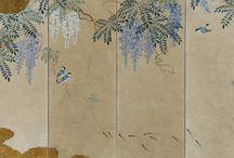Wall Art - Silk Screen