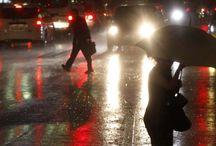 İstanbul'da beklenen yağmur geldi