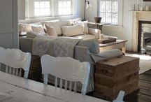 Living/Dining Room - Alabama house