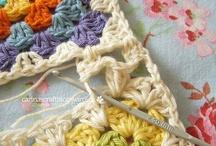 joining methods for crochet squares