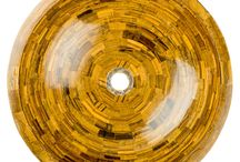 Tiger's Eye / Tiger's eye is a member of the quartz family and it's remarkable colouring has a dynamic vibrant lustre.