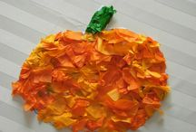 Fall crafts / by Brenda Bowers