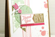 Stampin' Up!® - Gorgeous Grunge