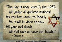 Israel, Nation of YHWH