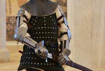 My XIVth century kits / My 14th century armor & soft kit(s)