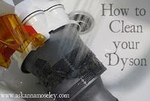 Cleaning Tips / by Andie Petersen