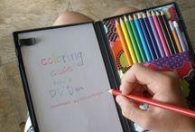 Nápady děti pomůcky / Ideas kids aid