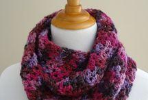 Crocheting - Scarfs, Shawls, & Jackets / Crocheted Scarfs, Shawls, & Jackets / by Jennifer Lehr