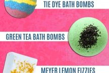 Bath bombs / by Cilla AngelesJohnson