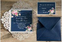 Pozvánky na svatbu
