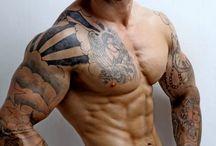 men tatts