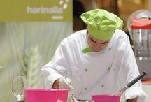 Harinalia Canarias / Fotos de Concurso Maestros Pasteleros