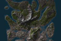 Orbital map