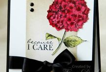 Stationary to live for / creative hand made cards