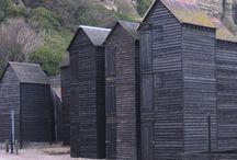 Net huts