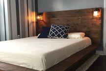 Reconstruction bedroom