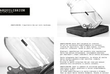 "Cemento _ concrete _ design / ""AEQUILIBRIUM"" by Clo'eT design  www.cloet.it"