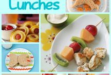 Summer food ideas for kids / Recipes, snacks and lunch ideas for kids