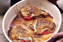 Vis (uit de oven)