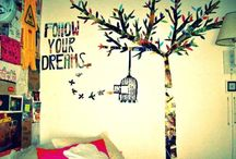 Dorm Room Ideas / by Alka Shakya