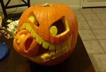 Halloween / Ideas for Halloween in our household.