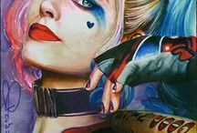 loving Harley quinn