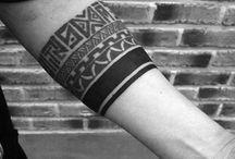 bw tattoo