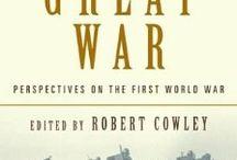 Tyson Recommends: World War I Books