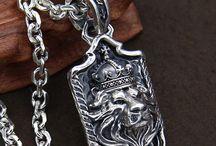 Ювелирные изделия из чистого серебра