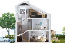 Świerkowa Polana etap III - wizualizacje wnętrz / Podpowiadamy jak urządzić mieszkanie na osiedlu Świerkowa Polana! ;)